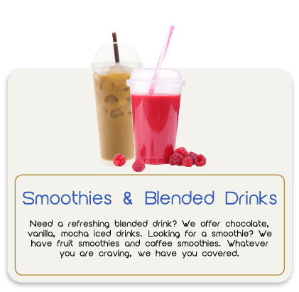 Judi's Deli Smoothies and Blended Drinks
